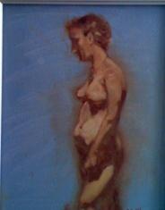 Nude Study (Gaiselle)