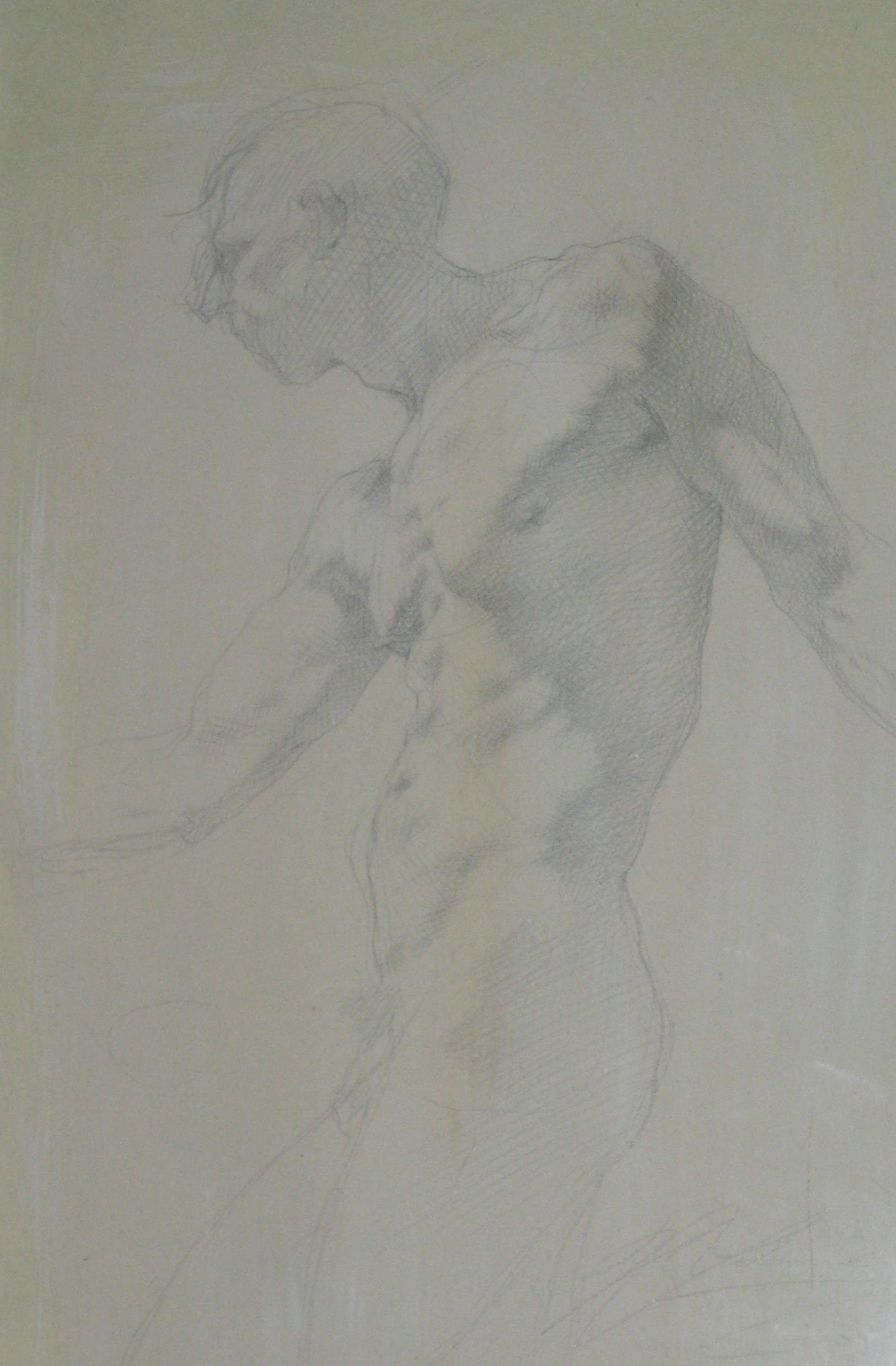 Robert Liberace Drawing
