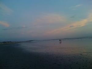 Hingham MA beach