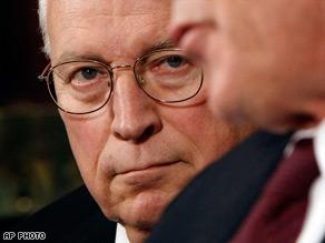 Vice President Cheney AP Photo