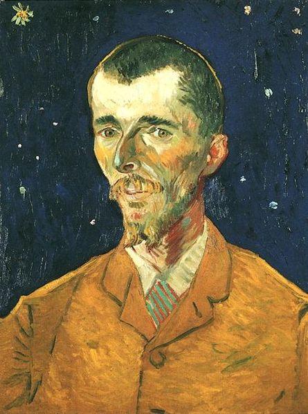 Eugene Boch, Vincent vanGogh