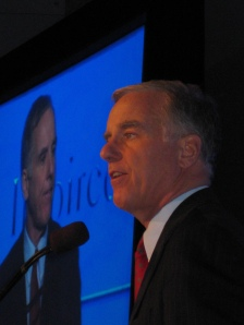 Govenor Howard Dean