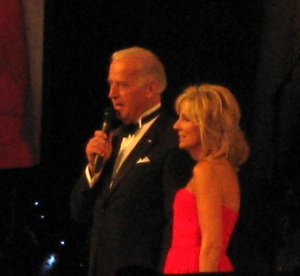 Vice President Joesph and Dr. Jill Biden