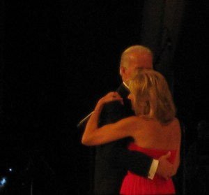 The Bidens Dancing