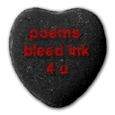 Poems bleed