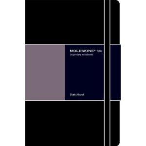 Moleskine Sketchbook (photo courtesy of Amazon.com)