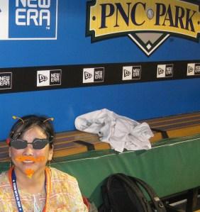 PNC Park Dugout, Pgh PA