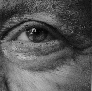 Study of the Eye, Armin Mersmann  graphite on paper